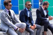 Man Style + My Style = My Man Style / oh to be thin enough and rich enough! / by Vince Varia