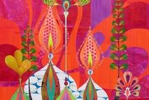 ART mixed media / by Dawn McLeod Ansari