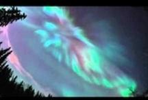 Auroras - Northern Lights / by Ruth Christianson