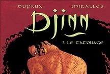 DJINN / by Dawn McLeod Ansari