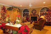 Christmas-Our Home / by Gretchen Everman