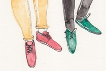 Choose Shoes / (and socks please) / by Vince Varia