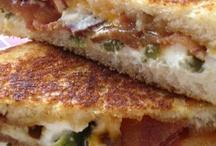 FOOD: SANDWICHES / by Dawn McLeod Ansari