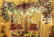 Christmas Decorating Idea's  / by Gretchen Everman