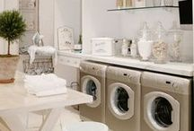 Laundry Room❤ / by April Mcdonald