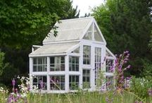 Out buildings and Garden sheds / by Gretchen Everman