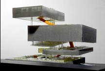 supermodels / of the architectural kind.  scaled representations