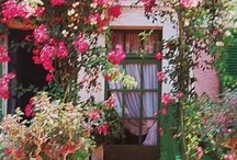 Simply Charming...Doors, windows, gates & paths / by Kathy Blevins
