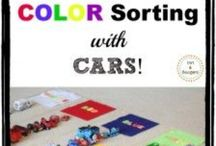 Color learning