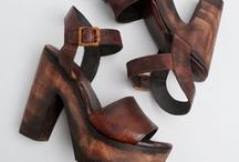 Shoes / by Elizabeth Lahendro