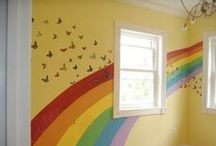 Girl Bedroom / by Ashley Brown