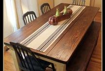 Kitchen/Dining Room / by Ashley Brown