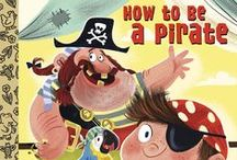 All things Pirates! / pirate-y things!