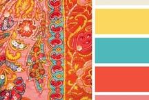 colors / by Sofia Vila