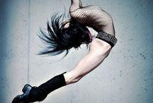 I don't dance. I am a dancer.