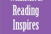 READING INSPIRES :)! / by merisid 