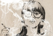 illustration / by Jamie Reeder