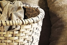 Decorative and Work Baskets / by Kristy Larson