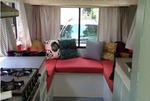 Nomadic Living - yes please! / I dream of living in an RV... / by Jil Powers