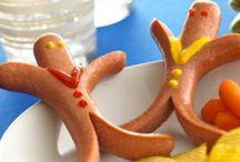 Fun food for kids / by MaryJane Gerkin Ayoub