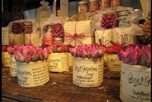 Dried floral~Silk Flowers & Creative Supplies / by Kristy Larson