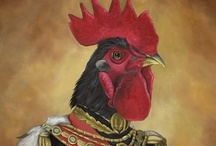 The Regal Rooster / by Kristy Larson