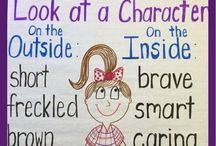 Anchor charts / by Dee Tiefenauer