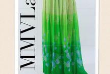 MMVLab Design / Produzione completamente Made in Italy anzi Made in Venice di abiti con tessuti vintage e dal design moderno e raffinato, e pregiate pelletterie by MissMeriVintage Laboratorio di Stile.