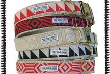 Dog Collars and Leashes / Great looking and functional dog collars and leashes, maybe with a little bling.