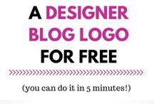 Blog Design + Blog Branding / Blog design tips, blog branding tips, how to design your blog, diy blog design, beginner blogging design tips