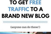 How To Get Blog Traffic / How to get more traffic to your blog, blogging traffic tips, increase blog traffic, get more blog traffic, blog traffic tips, blog readers, blog visitors