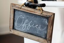 Homebased Bussiness + Office Inspiration