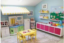 Nursery's and Kid Spaces