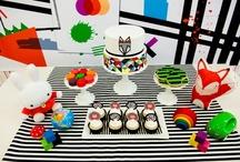 Wolfgang's Party Inspiration  / by deborah urewicz