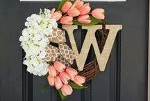 Craftalicious ::: Wreaths