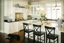 Home Inspiration ::: Kitchen