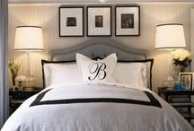 Home Inspiration ::: Bedroom