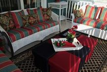 Ottomans...Attractive & Practical / Decor we sell at QVC