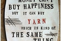 Yarn / by Betsy Williamson