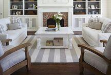 Home Inspiration ::: Living Room