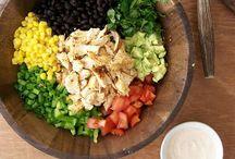 Sandwiches, Soups & Salads / by Destinee Working