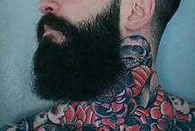 beard love.  / (and other facial hair love.)