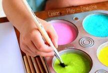 Kindergarten Art & Crafts