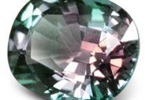 Alexandrite / Rare Alexandrite Stone / by Caren Quadros⛄️