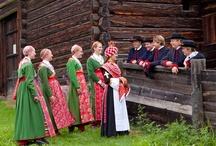 Scandi wedding vow renewal / by deborah urewicz