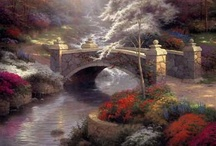 Thomas Kinkade Fine Art