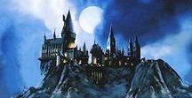Harry Potter Art | JK Rowling | Mary GrandPre | Stuart Craig | Jim Salvati / Harry Potter Art | JK Rowling | Mary GrandPre | Stuart Craig | Jim Salvati | World-Wide-Art.com