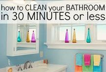 Sparkling & Spotless / Cleaning tips to make any house shine! / by Point2