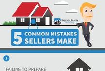 Tips for Sellers / Selling your house? Here are tips for your real estate success. / by Point2