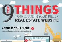 Professional Real Estate Websites / Some of our favourite Point2 Agent real estate sites that belong to some of our favourite clients! / by Point2